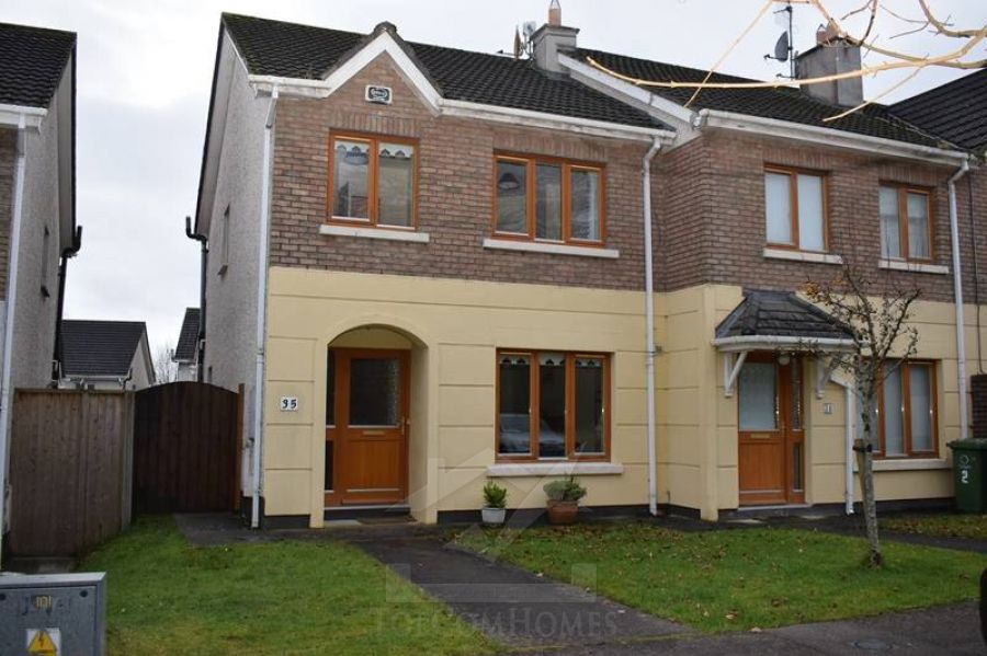 35 WOODLEIGH AVENUE, BLESSINGTON, CO. WICKLOW W91 CT96