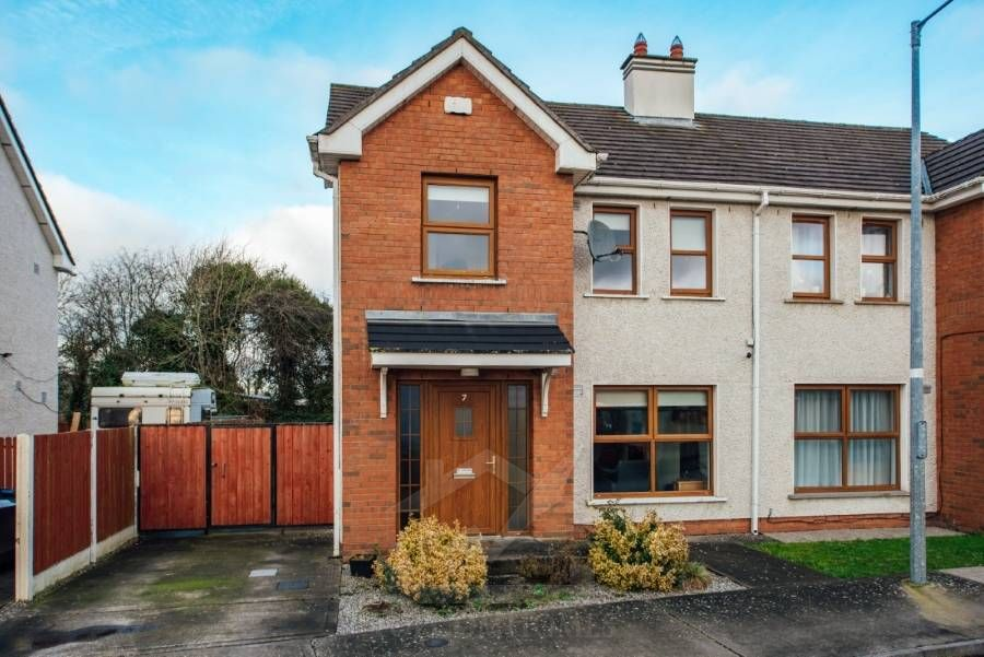 7 Clonmeen Rise, Edenderry, Co. Offaly, Ireland, R45 CF62