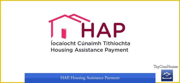 HAP housing assistance payment Ireland - Topcomhomes