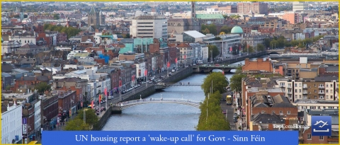 Ireland housing UN report - topcomhomes