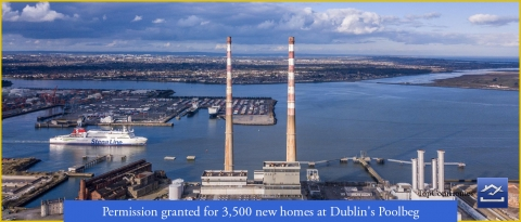 Permission granted for new homes at Dublin Poolbeg - Topcomhomes