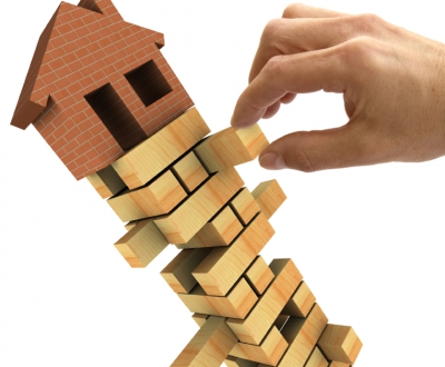 House Price Fall Hits Recovery Hope