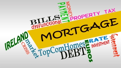 Ireland's mortgage market is 'dysfunctional'