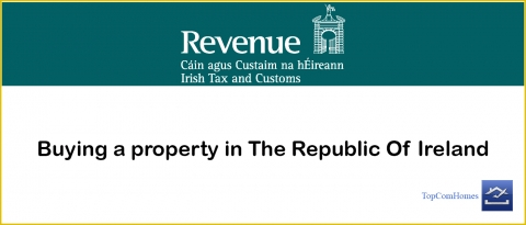 buying a property in Ireland Revenue.ie