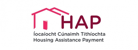 HAP, Housing Assistance Payment.
