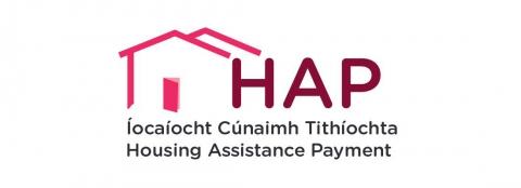 HAP, Housing Assistance Payment.